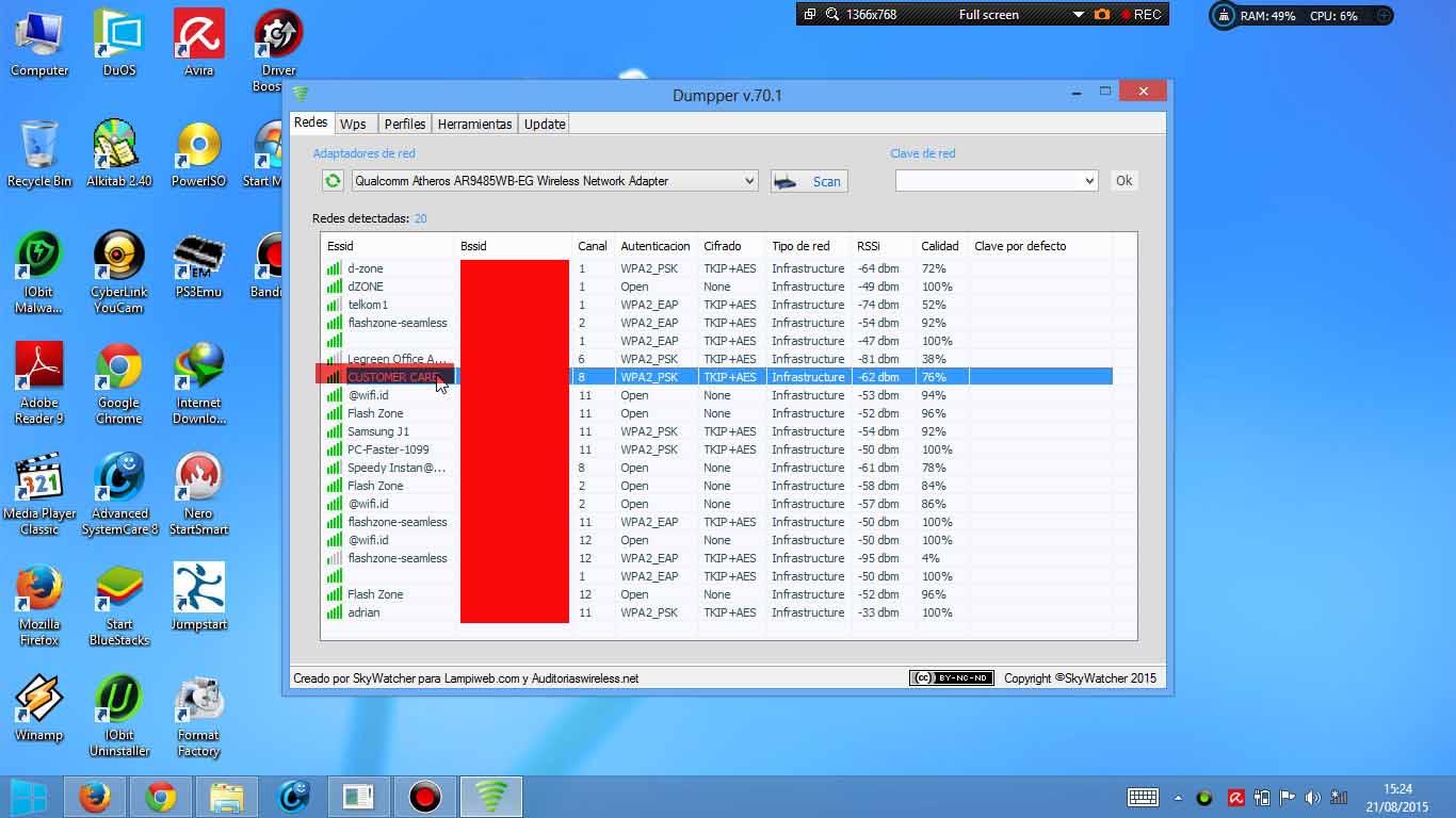 Dumpper v91 2 for Hack Wifi Hotspot Free Download   All Programs