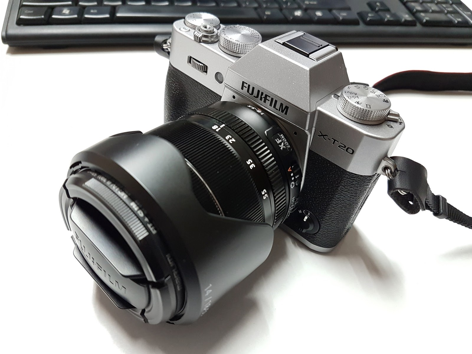 Behind The Lens Fujinon Xf18 55mm F28 4 R Lm Ois Just Recently I Tried Jumping Into Mirrorless Bandwagon With My Fujifilm X T20 Purchase It Came Packaged 4r Kit