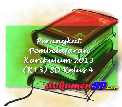 Perangkat Pembelajaran Kurikulum 2013 (K13) SD Kelas 4
