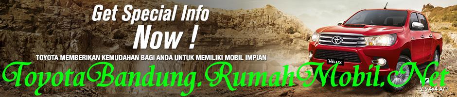 Toyota Hilux Bandung