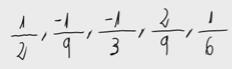 52.    Ordenar fracciones