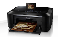 Canon Pixma MG8240 is wireless and the Cloud printing enables you to send files directly to the printer. Scanning negatives movie is feasible at the resolution approximately 4800 dpi. Though this printer is wireless, there is USB port if you intend to attach it to your PC with a USB cord. Printing the HD movie is also feasible. There are many features to edit your photo and HD movie in the printer.