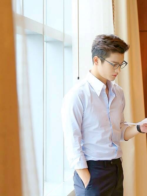 Model Gaya Rambut Terbaru Ala Korea kedua