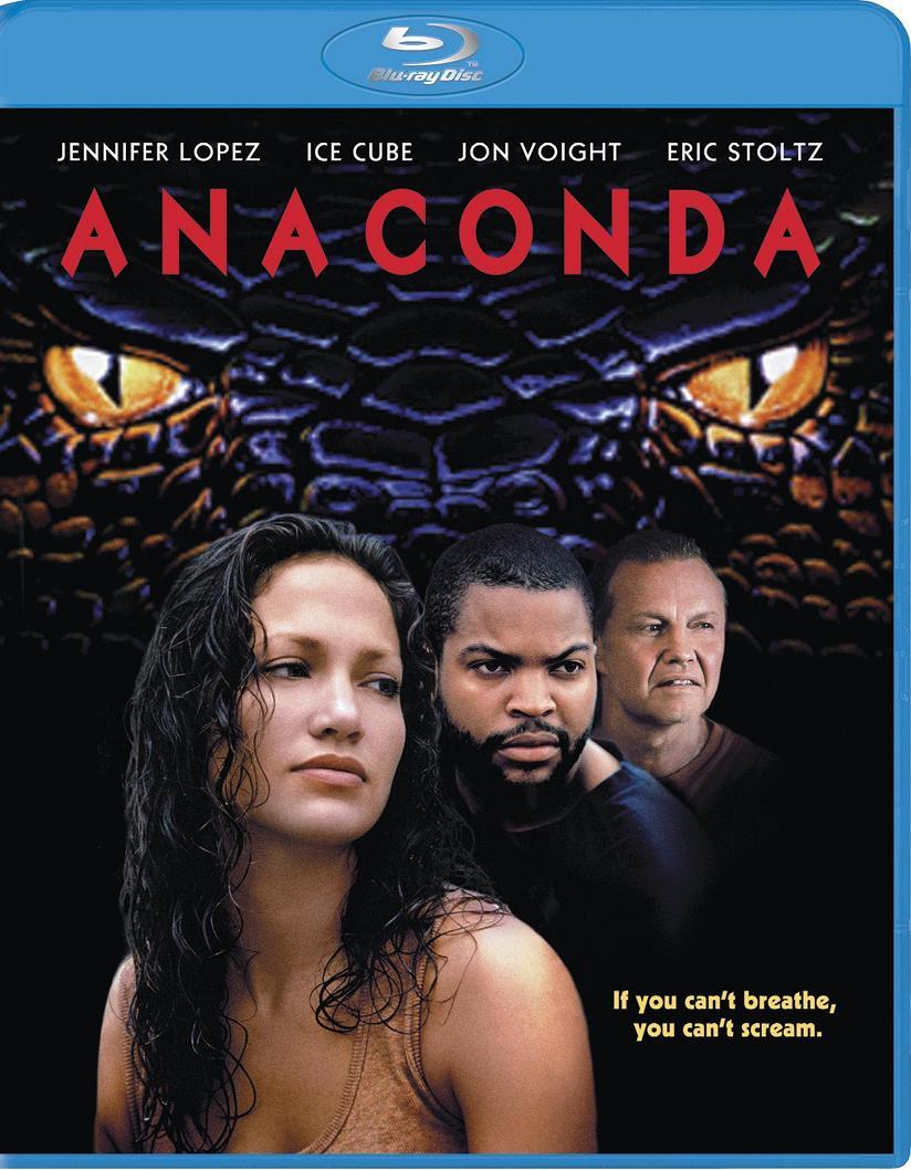 anaconda film
