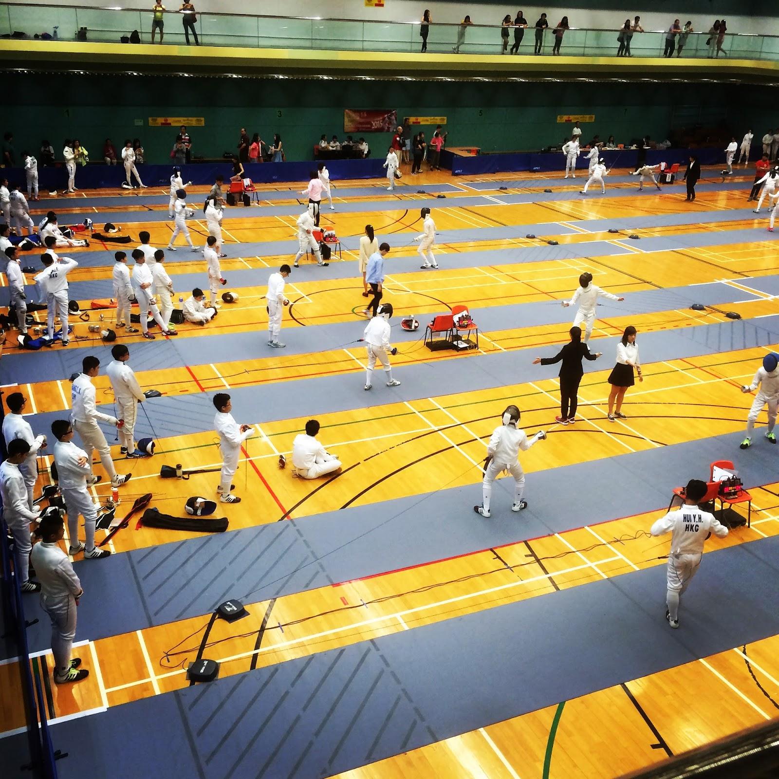 MOSMAN FENCING ACADEMY: 2015 Hong Kong Open U/14 Championships - SABRE