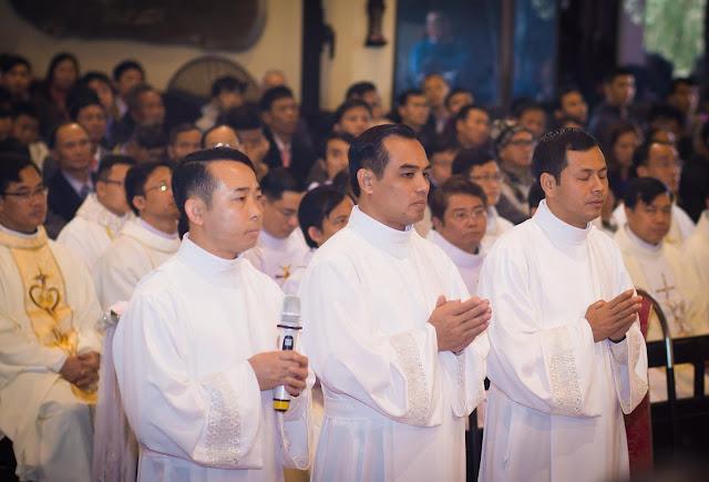 Lễ truyền chức Phó tế và Linh mục tại Giáo phận Lạng Sơn Cao Bằng 27.12.2017 - Ảnh minh hoạ 6