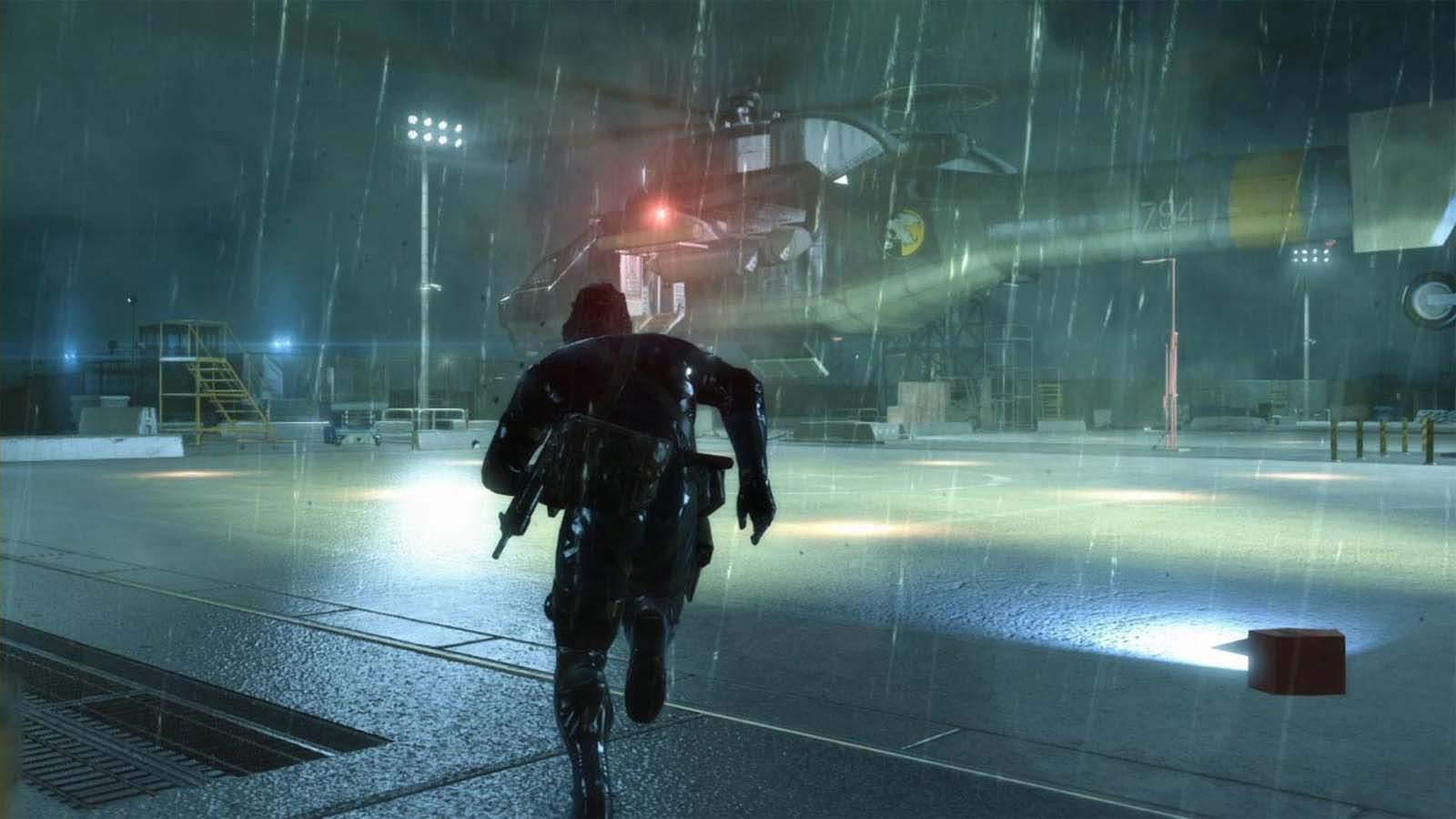 تحميل لعبة Metal Gear Solid V Ground Zeroes مضغوطة برابط واحد مباشر + تورنت كاملة مجانا