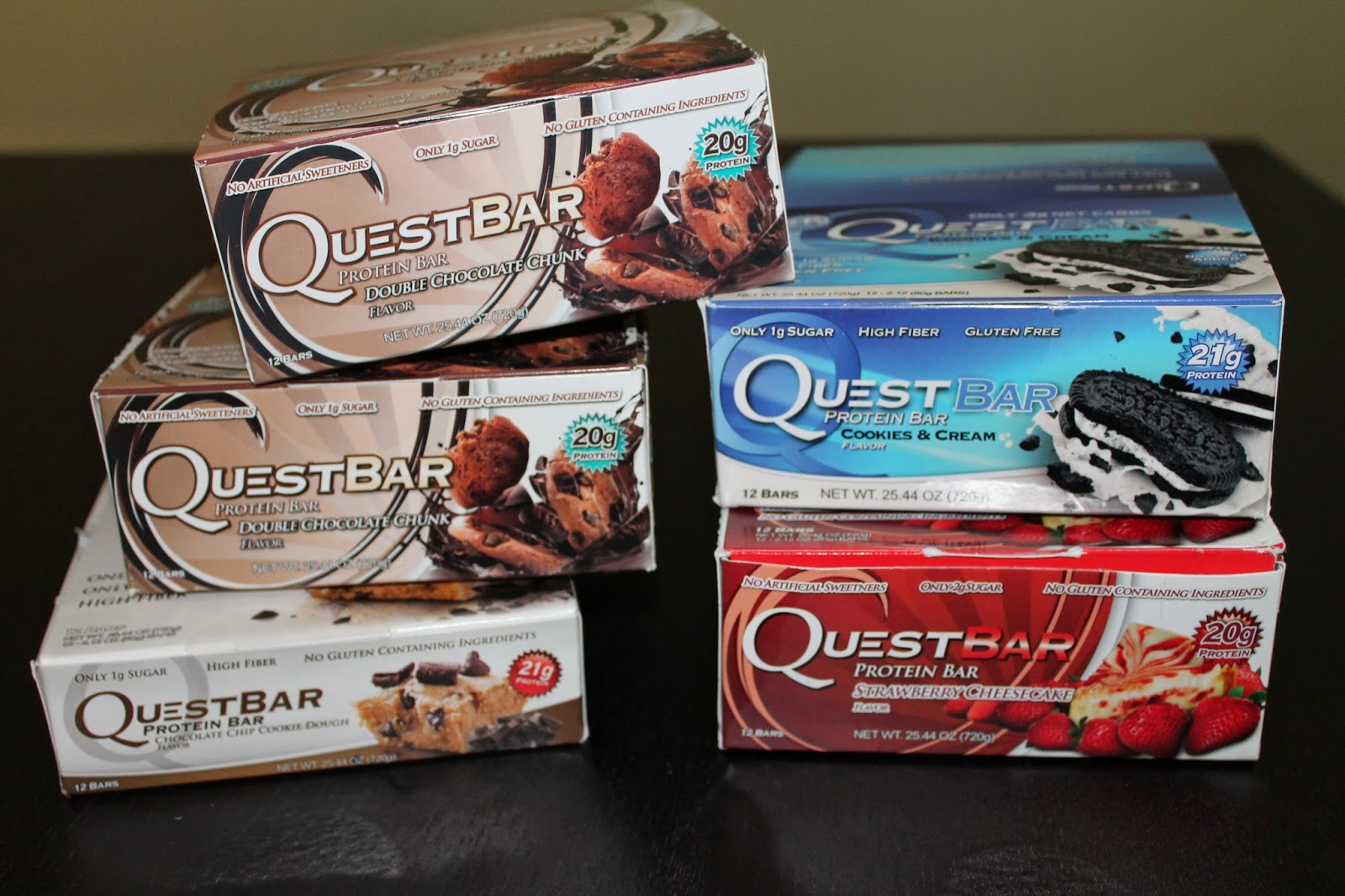 How much are quest bars