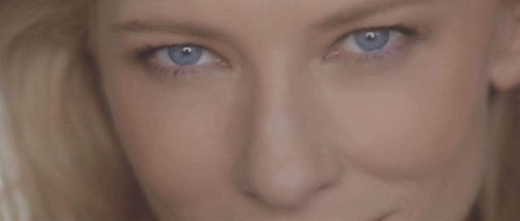 modella attrice profumo s' giorgio armani testimonial spot 2016