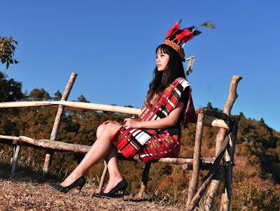 Mizo Traditional Dress