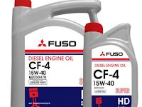 Oli Fuso HD 15-w40