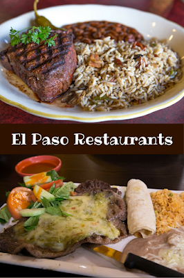 Travel the World: A guide to some of the great restaurants in El Paso, Texas.