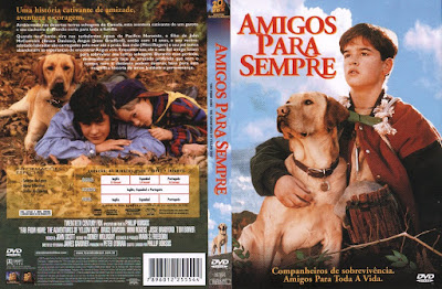 Filme Amigos Para Sempre (Far from Home - The Adventures of Yellow Dog) DVD Capa