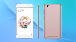 Review Spesifikasi Dan Harga Xiaomi Redmi 5A