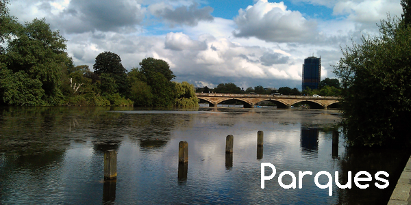 parques Londres