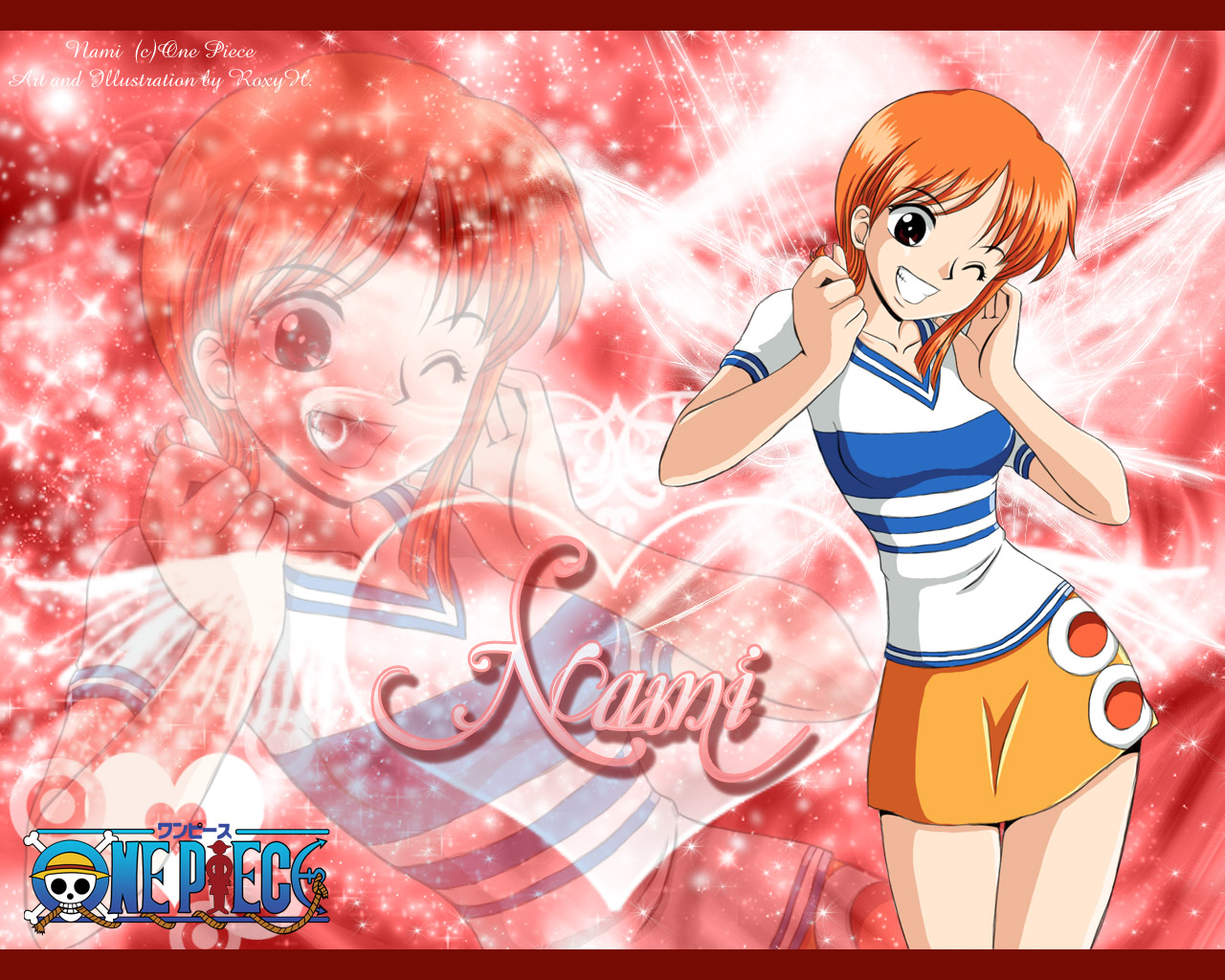 Khairul's Anime Collections: 57 One Piece anime wallpaper ...