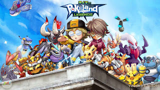 Pokeland Legends V0.6.3 MOD APK Terbaru (Pokemon Go 3D)