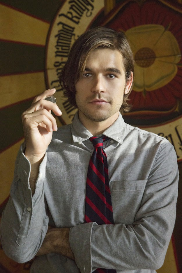 Jason Ralph as Quentin Coldwater  - The Magicians