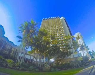 QT Gold Coast Hotel Surfers Paradise City