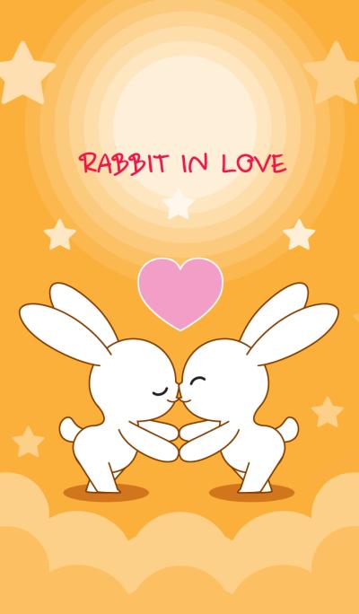 Rabbit in love.1