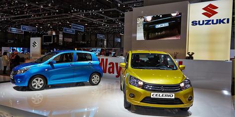 Masuk Indonesia, Mobil Kecil Suzuki Celerio Tidak untuk Dijual