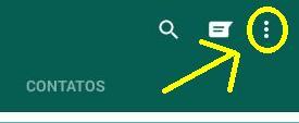 Como botar uma foto no meu perfil do Whats App