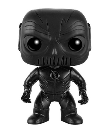 "gifts for ""the flash"" lover in your life The Flash's Zoom Funko Pop action figure"