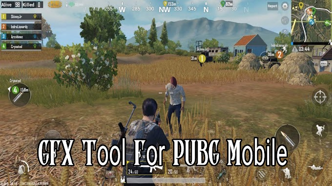 Is It Safe To Use GFX Tool For PUBG Mobile ?