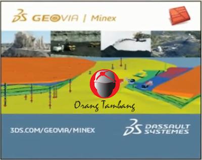 GEOVIA Minex v6.5