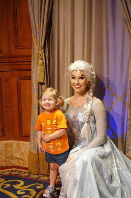 A Magical Birthday Surprise at Walt Disney World | CosmosMariners.com