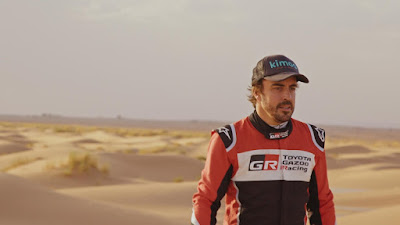 """Documentário """"Fernando"""" chega com exclusividade ao Amzon Prime Video - Fernando Alonso"""