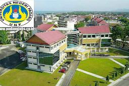 Penerimaan Tenaga Kontrak di Lingkungan Iniversitas Negeri Padang Tahun 2018