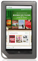Barnes & Noble Nook Color - Specs