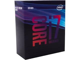 Prosessor yang Bagus untuk Gaming - i7 9700K