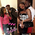Who's Your Favorite Couple; Davido and His London Lover, Chioma VS Mr Eazi and Temi Otedola (Photos)
