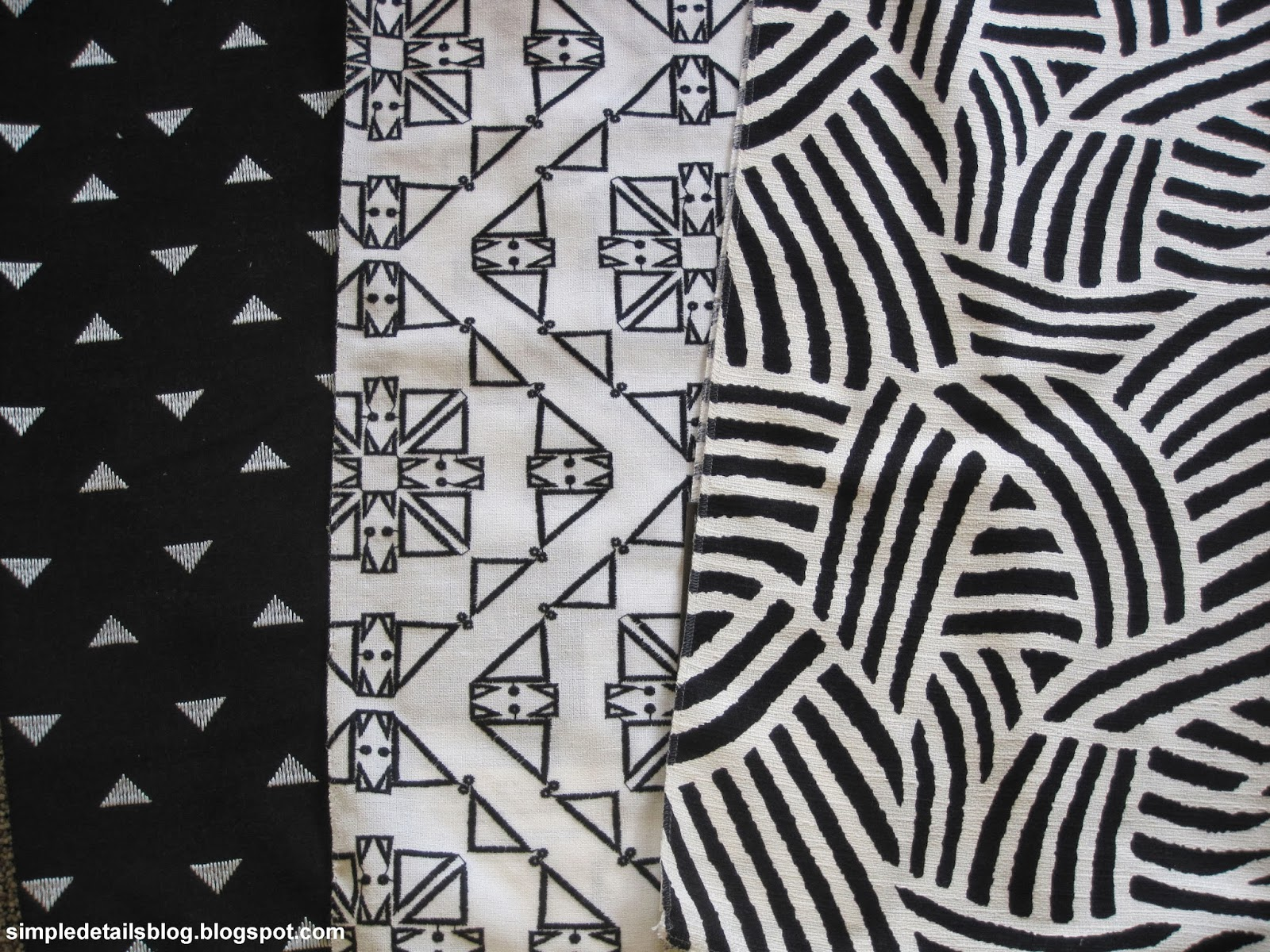 Simple Details New Nate Berkus Fabrics