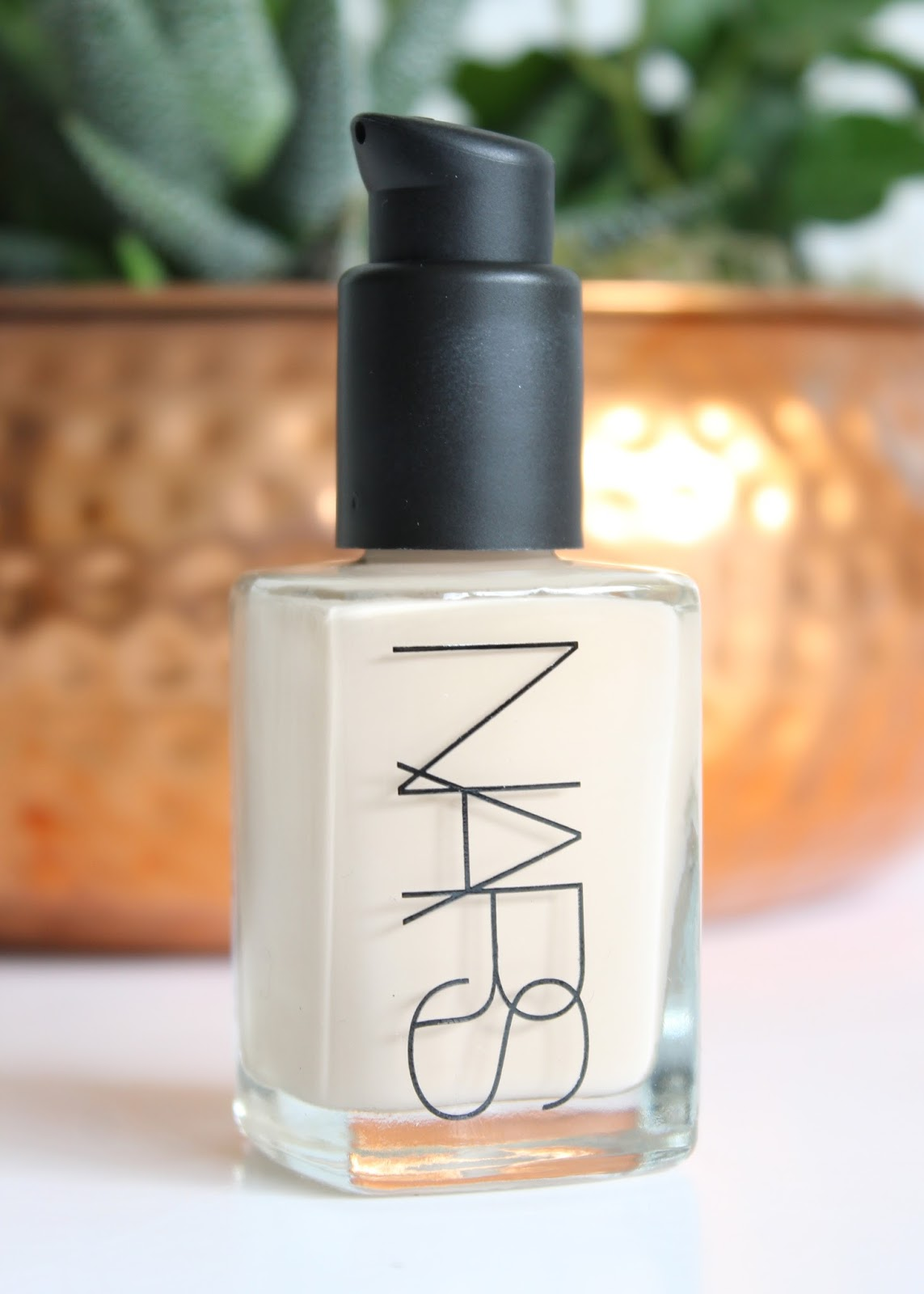 NARS Sheer Glow Foundation | Full Review