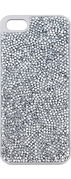 Swarovski Silver-Tone Glam Rock iPhone 6 Case