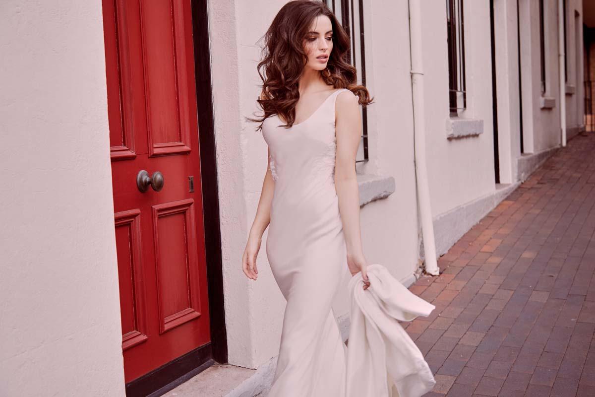 SYDNEY CUSTOM WEDDING DRESS BRIDAL COUTURE AUSTRALIAN DESIGNER