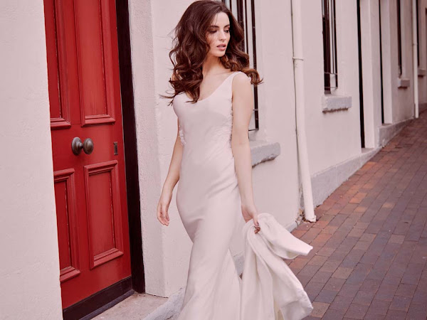 ➳ MOIRA HUGHES EMPOWERING BRIDAL COUTURE | LOVESTRUCK COLLECTION INTERVIEW {SYDNEY}