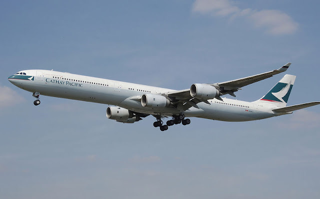 Gambar Pesawat Airbus A340 06