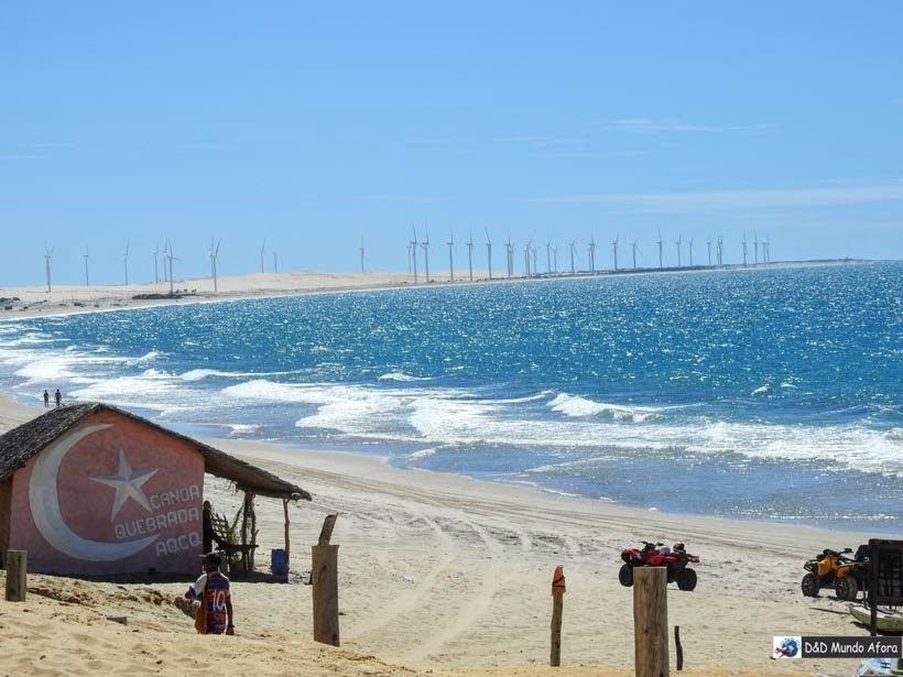 Praia de Canoa Quebrada - O que fazer em Fortaleza (Ceará) - 58 atrações