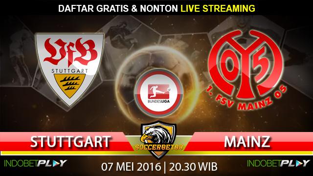 Prediksi Stuttgart vs Mainz 07 Mei 2016 (Liga Jerman)