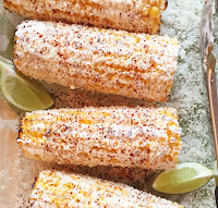 Mexican-Inspired Grilled Corn on the Cob