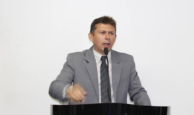 Candidato a deputado  estadual  Pedro Paulo, consegue apenas 1.071 votos