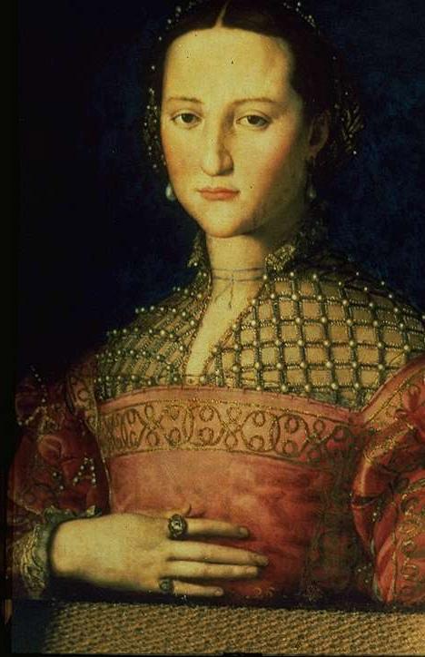 Duchess Consort of Florence Eleanora di Toledo