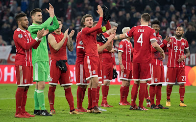 Highlight Bayern Munchen 3-1 Paris SG, 5 Desember 2017