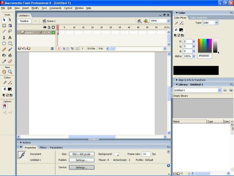 Macromedia Flash Mx 8 Descargar Version De Prueba