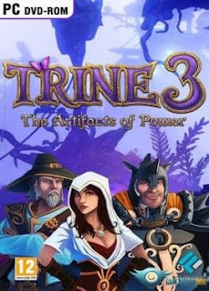 تحميل لعبة Trine 3 The Artifacts of Power