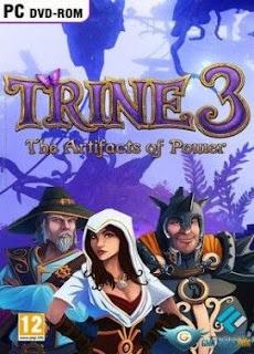 تحميل لعبة Trine 3 The Artifacts of Power